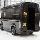 Arrival: UPS kauft 10.000 Elektro-Lieferfahrzeuge