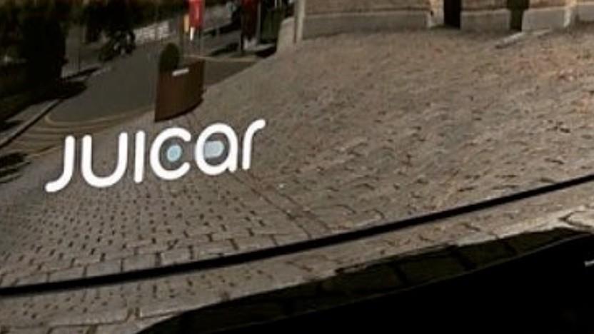 Juicar-Fahrzeug