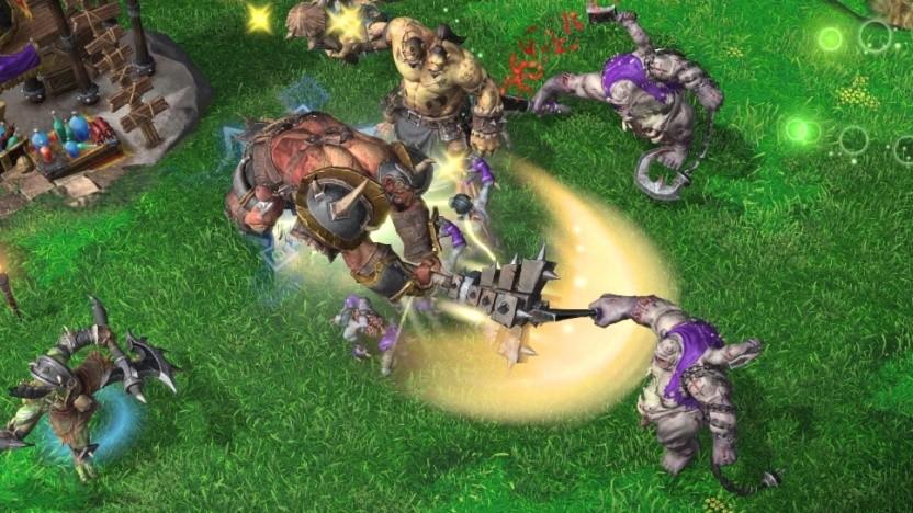 Artwork von Warcraft 3 Reforged