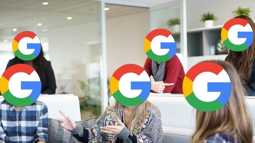 Google will eine eigene Teamchatsoftware anbieten.