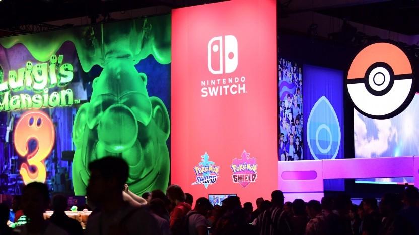 Nintendo auf der Spielemesse E3 2019