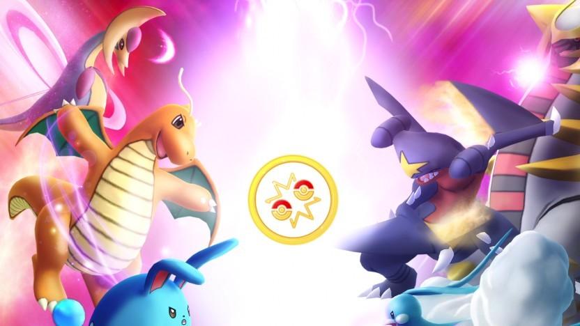 Artwork der Kampfligen von Pokémon Go