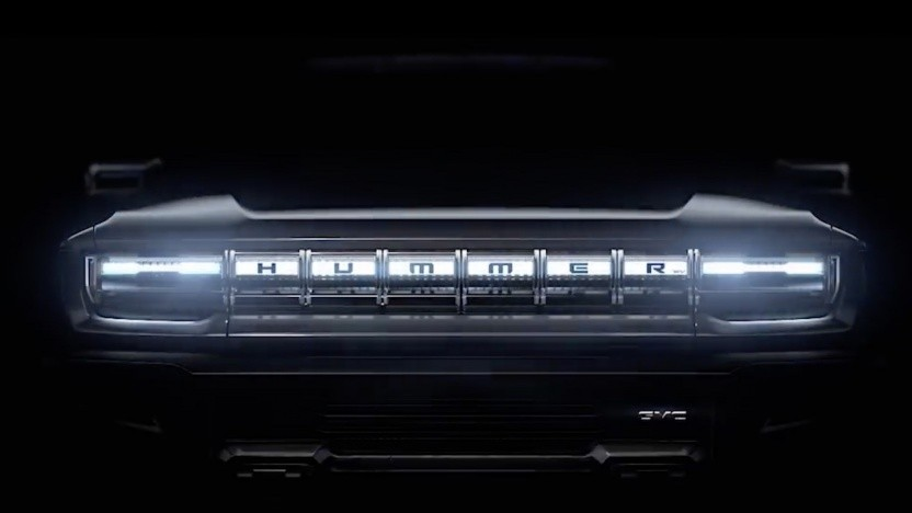 So wird der E-Hummer aussehen.