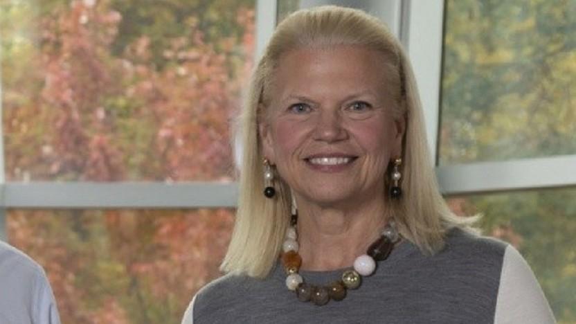 Ginni Rometty war seit 2012 das bekannte Gesicht von IBM.