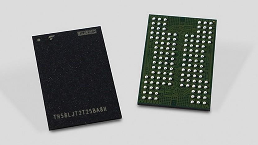 BiCS5-Flash-Speicher