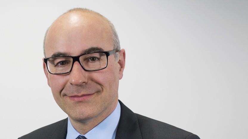 Der Vorsitzende der Monopolkommission, Achim Wambach