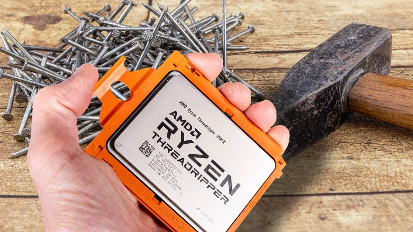AMDs Threadripper 3990X