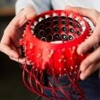 No-Touch Robotics: Schallwellen werden zum Kleinteile-Spediteur