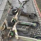 Charité: Verletzungen bei E-Scooter-Unfällen analysiert