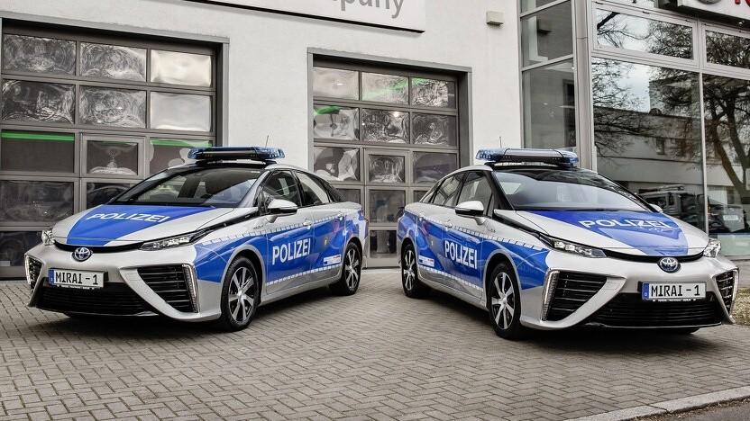 Mirais für die Berliner Polizei