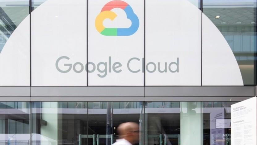 Die Google Cloud ist bei dem Werbekonzern Kerngeschäft.