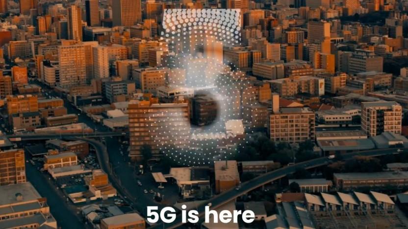 Fixed Wireless 5G schon weit verbreitet in Südafrika