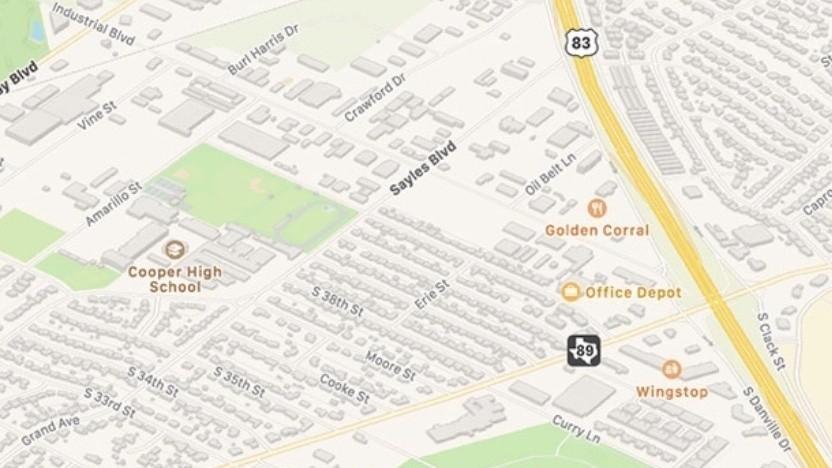 Die neue Apple-Karten-App nutzt in den USA keine Tomtom-Daten mehr.