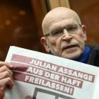 Schlechter Zustand: Appell fordert sofortige Freilassung von Assange