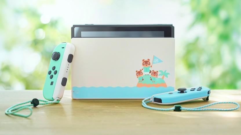 Sonderedition der Nintendo Switch