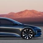 900 Volt: Lucid stellt Serienversion seines Luxus-Elektroautos vor