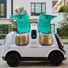 R2 von Nuro: Autonomer Lieferwagen darf ohne Aufpasser unterwegs sein