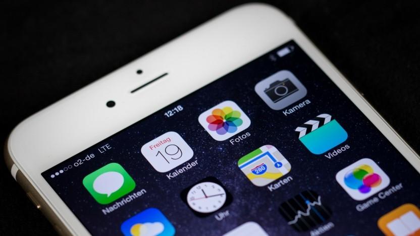 Von der Drosselung betroffen ist unter anderem das iPhone 6.