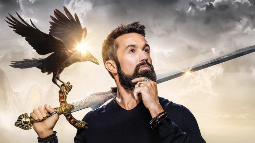 Ian Grimm ist der Kreativchef des fiktiven Onlinerollenspiels Mythic Quest.