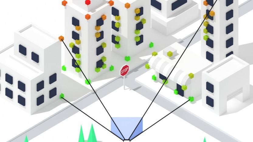 Artwork von Scape Technologies