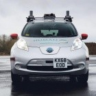 Human Drive: Autonomer Nissan Leaf fährt durch Großbritannien