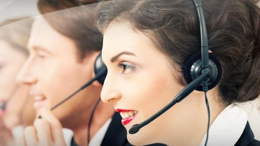 Werbebild von First Telecom