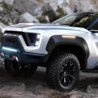 Badger: Nikola stellt Pick-up mit Brennstoffzelle vor