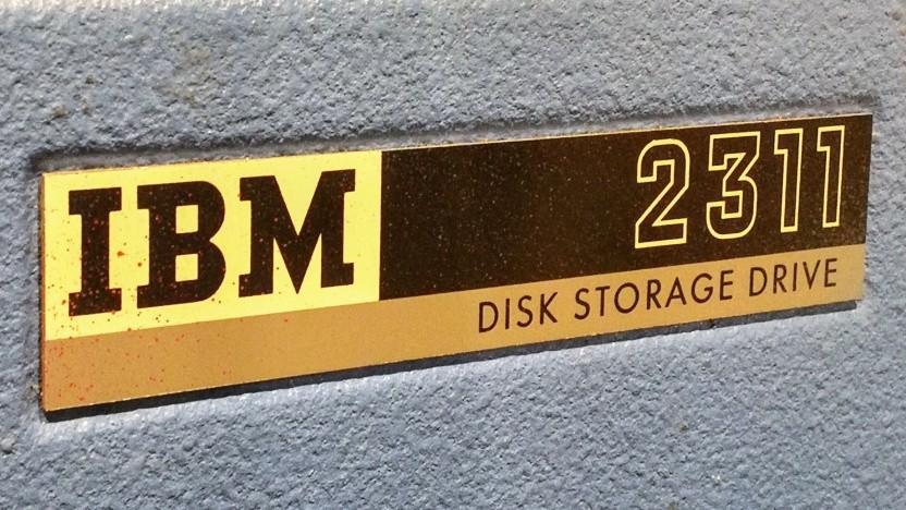 IBM verwendet lieber Slack als Teams. (Symbolbild)