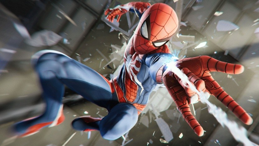 Artwork von Marvel's Spider-Man