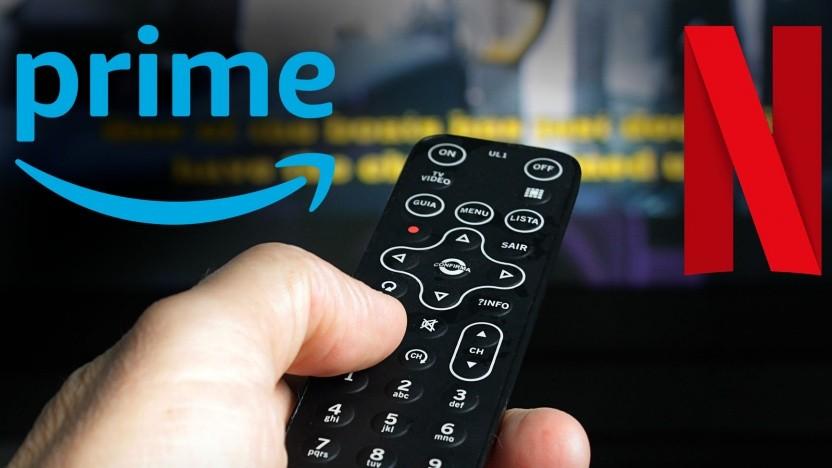 Wir wünschen uns mehr Komfort bei Netflix und Prime Video.