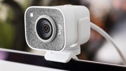 Streamcam: Logitech bringt Webcam mit USB-C - Golem.de