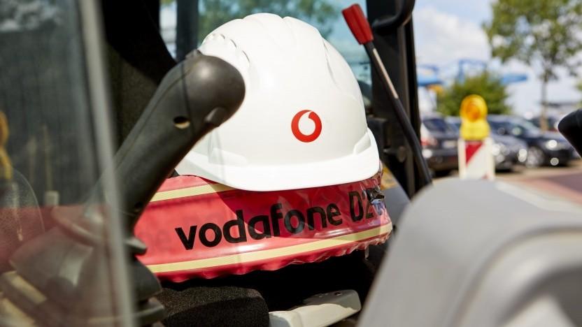Glasfaser verlegen bei Vodafone: manchmal auch bei Docsis 3.1 nötig