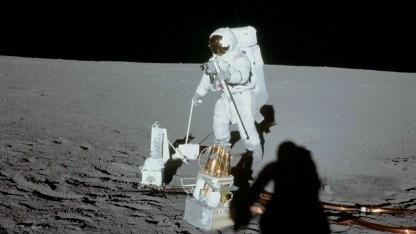 Artemis-Programm: Die Nasa sucht neue Mondfahrer - Golem.de