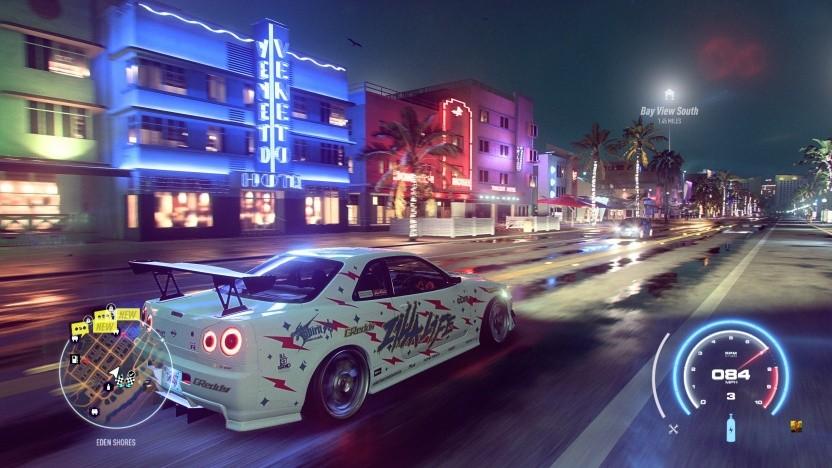 Artwork von Need for Speed Heat