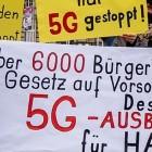Mobilfunk: BUND will 5G-Stopp in Hamburg durchsetzen
