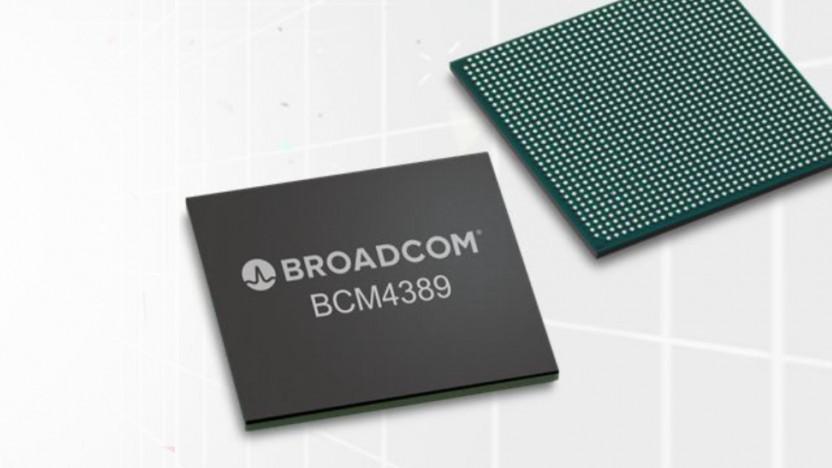 BCM4389 mit Wi-Fi 6E