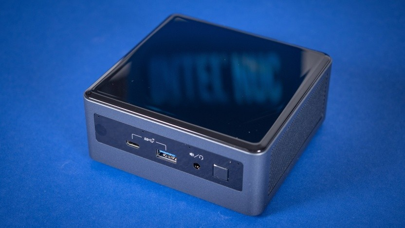 NUC10 (Frost Canyon) im Test