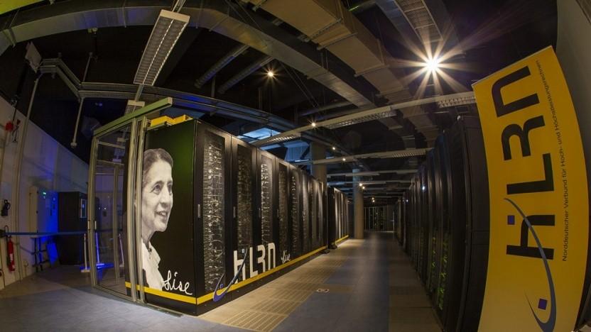HLRN-IV-System Lise in Berlin
