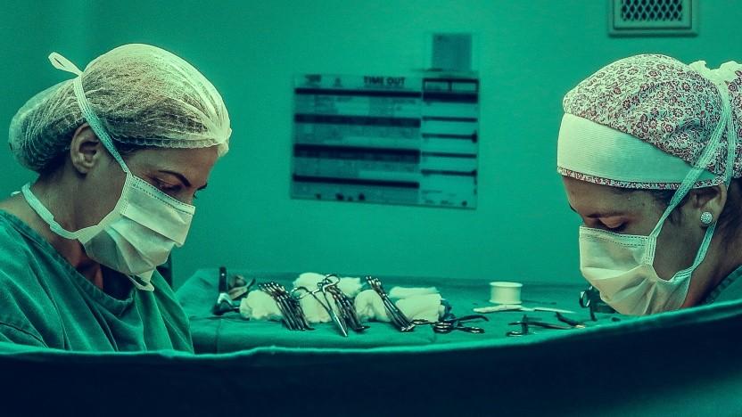 Patienten von Schönheitsoperationen werden davon nicht amüsiert sein.