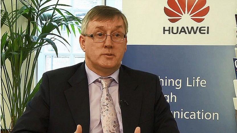 John Suffolk, Cyber Security Officer bei Huawei
