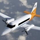Luftfahrt: DLR-Forscher entwerfen elektrisches Regionalflugzeug