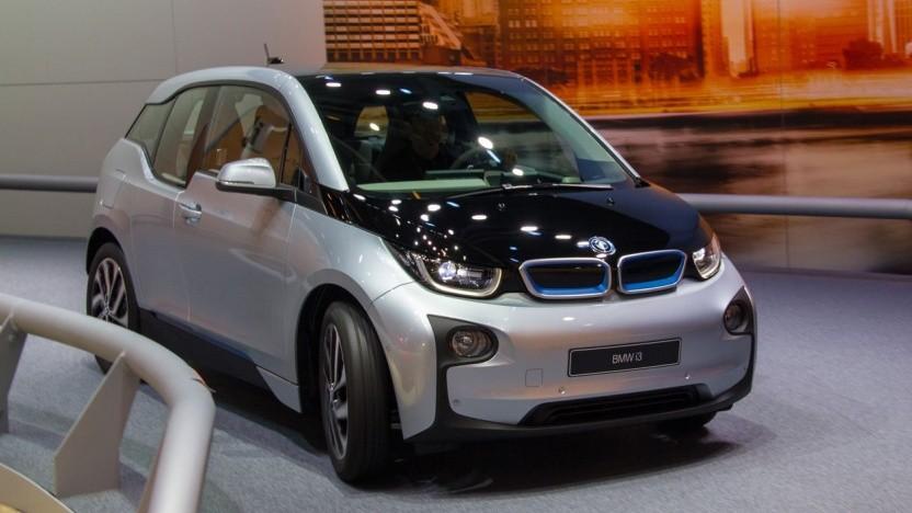 Elektroauto BMW i3: BMW-Chef Oliver Zipse setzt auf alle Antriebsvarianten.