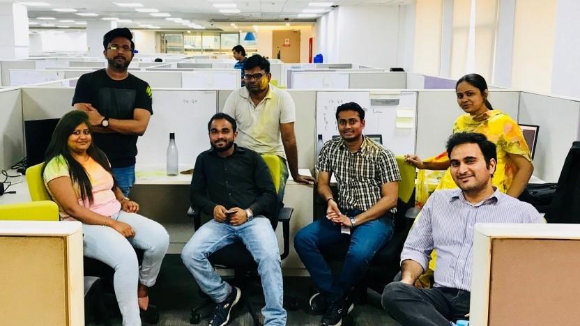 Team von Etisalat