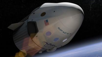 Weltraumtourismus: Bald gibt es Tickets für Weltraumabenteuer mit SpaceX - Golem.de