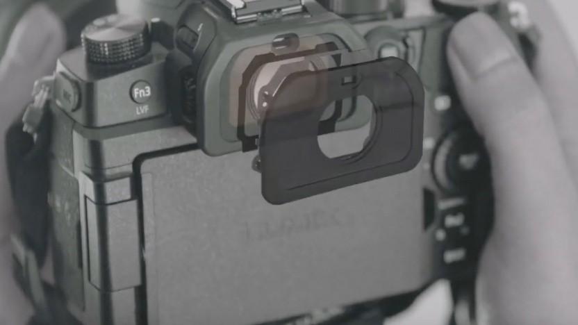 Panasonic baut Farbfehlsichtigkeitskorrektur in elektronisches Display ein.