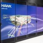 HLRS Hawk: Deutschlands schnellster Supercomputer läuft