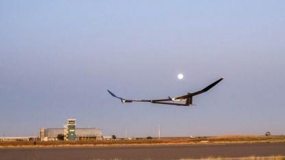 Phasa-35: BAE Systems testet Solardrohne - Golem.de