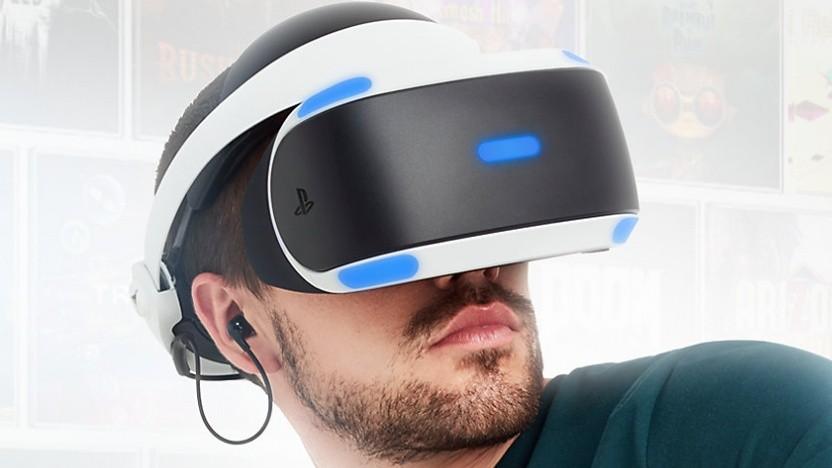 Artwork von Playstation VR