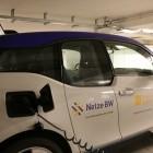 Elektroautos: Die elektrischste Tiefgarage Deutschlands