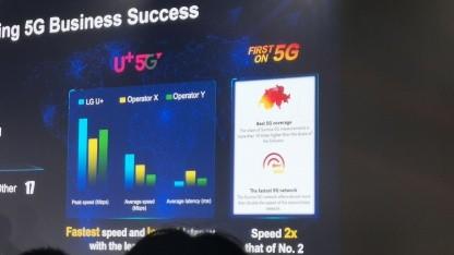 """Huawei: """"Von uns ausgerüstete 5G-Netzwerke sind doppelt so schnell"""" - Golem.de"""